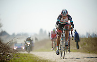 111th Paris-Roubaix 2013..Stijn Devolder (BEL).