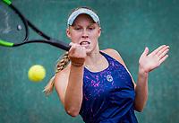 Hilversum, Netherlands, August 8, 2018, National Junior Championships, NJK, Melissa Boyden (NED)<br /> Photo: Tennisimages/Henk Koster