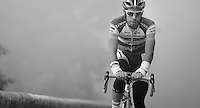Thomas De Gendt.training in the Pyrenees.