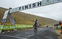 Rylee Field (Australia /Team BridgeLane) comfortably wins stage four of the NZ Cycle Classic UCI Oceania Tour (Te Wharau-Admiral Hill Queen Stage) in Wairarapa, New Zealand on Saturday, 18 January 2020. Photo: Dave Lintott / lintottphoto.co.nz