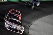 #20: Harrison Burton, Joe Gibbs Racing, Toyota Supra Dex Imaging, #1: Michael Annett, JR Motorsports, Chevrolet Camaro TMC, #7: Justin Allgaier, JR Motorsports, Chevrolet Camaro Thank You Team BRANDT
