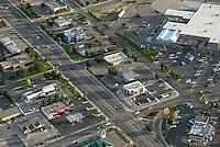 Fast food on Pueblo Blvd. Pueblo, Colorado. June 2014. 85734