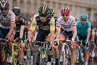 Primoz Roglic (SVK/LottoNL-Jumbo)<br /> <br /> Stage 21: Houilles > Paris / Champs-Élysées (115km)<br /> <br /> 105th Tour de France 2018<br /> ©kramon