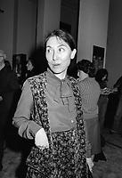 - Julia Kristeva, linguista, psicanalista, filosofa e scrittrice francese femminista, di origine bulgara (Milano, 1977)<br /> <br /> - Julia Kristeva, Bulgarian-French philosopher, literary critic, psychoanalyst, feminist (Milan, 1977)