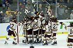 Air Force vs Minnesota Duluth Men's Hockey DI West Region