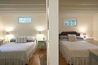 Adjoining bedrooms, Southampton, NY