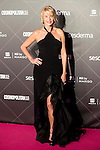 Belen Rueda attends to the award ceremony of the VIII edition of the Cosmopolitan Awards at Ritz Hotel in Madrid, October 27, 2015.<br /> (ALTERPHOTOS/BorjaB.Hojas)