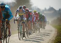 111th Paris-Roubaix 2013..Frederik Veuchelen (BEL).