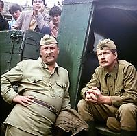 Баллада о старом оружии (1986)