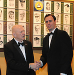 National Aviation Hall of Fame enshrinement 2015 at the National Museum of the United States Air Force. The Class of 2015 included Robert (Bob) Cardenas, Robert Hartzell, Gene Kranz, and Abe Silverstein.
