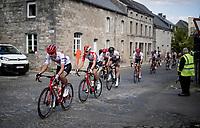 Walloon pavé<br /> <br /> 60th Grand Prix de Wallonie 2019<br /> 1 day race from Blegny to Citadelle de Namur (BEL / 206km)<br /> <br /> ©kramon