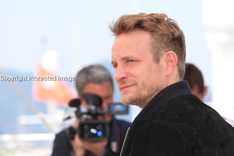 JEREMIE RENIER - PHOTOCALL OF THE FILM 'LA FILLE INCONNUE' AT THE 69TH FESTIVAL OF CANNES 2016 , 19/05/2016.