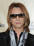 Yoshiki Hayashi at THE WEINSTEIN COMPANY 2013 GOLDEN GLOBES AFTER-PARTY held at The Old trader vic's at The Beverly Hilton Hotel in Beverly Hills, California on January 13,2013                                                                   Copyright 2013 Hollywood Press Agency
