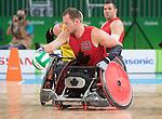 Wheelchair Rugby - Rio 2016