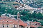 Omodos, near Troodos, Cyprus. Zypern.