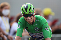 15th September 2020; Lyon, France; Tour De France 2020, La Tour-du-Pin to Villard-de-Lans, stage 16; Sam Bennett Ireland Deceuninck - Quick - Step