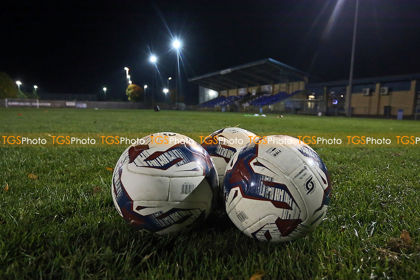 General view ahead of Ware Youth vs Stevenage Youth, FA Youth Cup Football at Wodson Park on 3rd November 2016