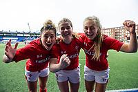 2019 03 17 Wales Women V Ireland Women, Cardiff Arms Park, Cardiff, Wales, UK