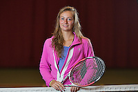 2016, Netherlands, Middenbeemster, Januari 21, Tennis, Cindy Burger (NED)<br /> Photo: Henk Koster