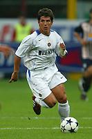 Milano 27/7/2004 Trofeo Tim - Tim tournament <br /> <br /> Belozoglu Emre Inter<br /> <br /> <br /> <br /> Inter Milan Juventus <br /> <br /> Inter - Juventus 1-0<br /> <br /> Milan - Juventus 2-0<br /> <br /> Inter - Milan 5-4 d.cr - penalt.<br /> <br /> Photo Andrea Staccioli Insidefoto