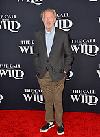 """LOS ANGELES, CA: 13, 2020: Ed Begley Jr. at the world premiere of """"The Call of the Wild"""" at the El Capitan Theatre.<br /> Picture: Paul Smith/Featureflash"""