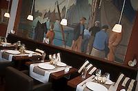Europe/France/Bretagne/29/Finistère/Concarneau: Hôtel-Restaurant Les Sables Blancs, plage des Sables Blancs