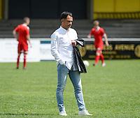 KV Kortrijk : Johan Walem <br /> foto VDB / BART VANDENBROUCKE