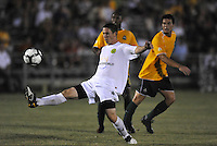 Josh Cameron-Portland Timbers...AC St Louis defeated Portland Timbers 3-0 at Anheuser-Busch Soccer Park, Fenton, Mssouri.