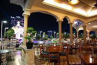 Roof Top Bar Of Rex Hotel, Ho Chi Minh, Vietnam