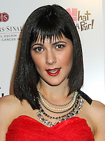 BEVERLY HILLS, CA, USA - MAY 31: Sara Niemietz at the 10th Anniversary What A Pair! Benefit Concert to support breast cancer research and education programs at the Cedars-Sinai Samuel Oschin Comprehensive Cancer Institute at the Saban Theatre on May 31, 2014 in Beverly Hills, California, United States. (Photo by Celebrity Monitor)