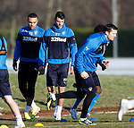 Remie Streete and Haris Vuckic