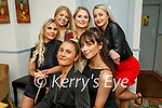 Sophie Cleary from Mounthawk Manor Tralee celebrating her birthday in Sforno on Saturday. Seated l to r: Sophie Cleary and Emma O'Gorman. Back l to r: Taylor O'Gorman, Rachel and Sarah Cleary and Faith Cox.