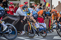 Wout Van Aert (BEL/Jumbo Visma)<br /> <br /> Men Elite – Road Race (WC)<br /> Race from Antwerp to Leuven (268.3km)<br /> <br /> ©kramon
