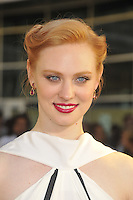 Deborah Ann Woll at HBO's 'True Blood' Season 5 Los Angeles premiere at ArcLight Cinemas Cinerama Dome on May 30, 2012 in Hollywood, California. © mpi35/MediaPunch Inc.