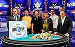 2011 WSOP: The Big One_$1 Million Tournament Press Conference