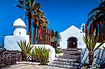 Spanien, Kanarische Inseln, Teneriffa, Puerto de la Cruz: Ermita de San Telmo   Spain, Canary Islands, Tenerife, Puerto de la Cruz: Ermita de San Telmo
