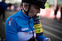 """Belgian the f*ck up""<br /> <br /> UCI Cyclocross World Cup Heusden-Zolder 2015"
