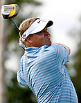 PALM BEACH GARDENS, FL. - Carl Pettersson during Round Two play at the 2009 Honda Classic - PGA National Resort and Spa in Palm Beach Gardens, FL. on March 6, 2009.