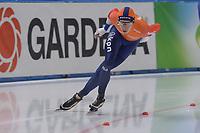 SPEEDSKATING: 22-11-2019 Tomaszów Mazowiecki (POL), ISU World Cup Arena Lodowa,  Jorrit Bergsma, ©photo Martin de Jong