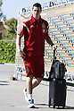 Spain national team preparing for FIFA World Cup 2014