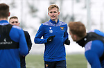 St Johnstone Training…. 15.01.21<br />Ali McCann pictured during training at McDiarmid Park ahead of tomorrows game against St Mirren<br />Picture by Graeme Hart.<br />Copyright Perthshire Picture Agency<br />Tel: 01738 623350  Mobile: 07990 594431