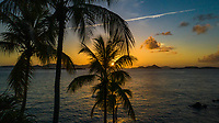 Sunset from Gallows Point<br />