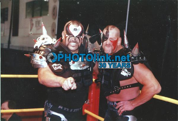 Road Warriors, 1997<br /> Photo By John Barrett/PHOTOlink