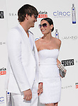 Demi Moore Kutcher & Ashton Kutcher at The White Party presented by P-Diddy ,Ashton Kutcher & Malaria No More held at  private Estate in Cold Water Canyon, California on July 04,2009                                                                   Copyright 2009 Debbie VanStory / RockinExposures