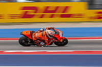 3rd October 2021; Austin, Texas, USA;  Iker Lecuona of Spain and Tech3 KTM Factory Racing through turn 6 during the MotoGP Red Bull Grand Prix of the Americas  at Circuit of The Americas in Austin, Texas.