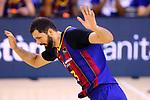 Liga ACB-ENDESA 2020/2021. Game: 26.<br /> FC Barcelona vs Casademont Zaragoza: 107-88.<br /> Nikola Mirotic.