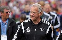 Pictured: Alan Curtis<br />