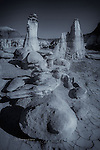 Twin Towers, Bisti Badlands, New Mexico