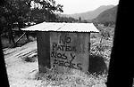 "Liquiñe Dam Project, Patagonia, Chile. ""No mates rios y peces"" - Don't kill rivers and fish!"