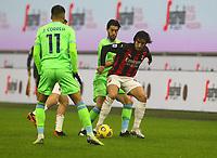 Milano  23-12-2020<br /> Stadio Giuseppe Meazza<br /> Campionato Serie A Tim 2020/21<br /> Milan Lazio<br /> nella foto: Tonali                                                         <br /> Antonio Saia